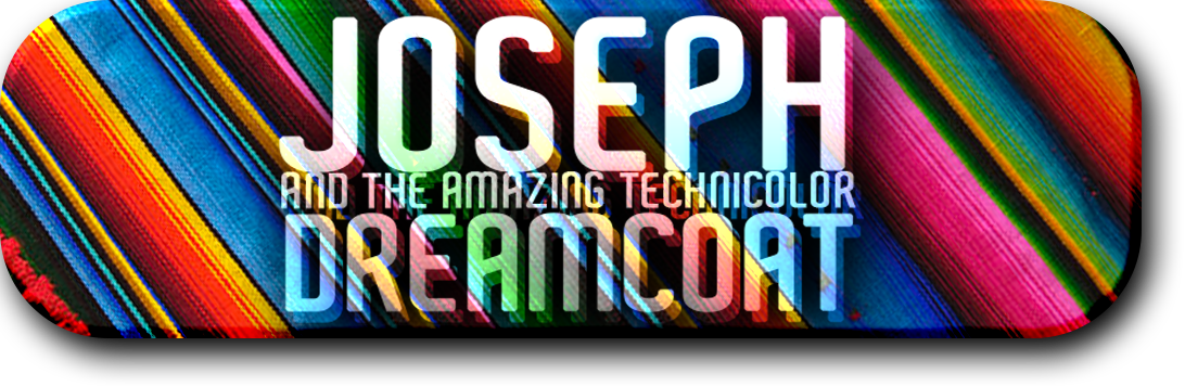 Joseph and the Amazing Technicolor Dreamcoat Costumes